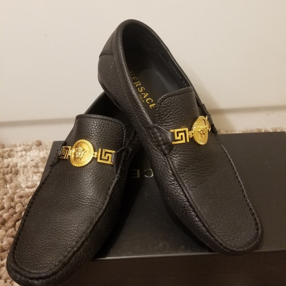7c0655772 versace Shoes | Loafers | Poshmark